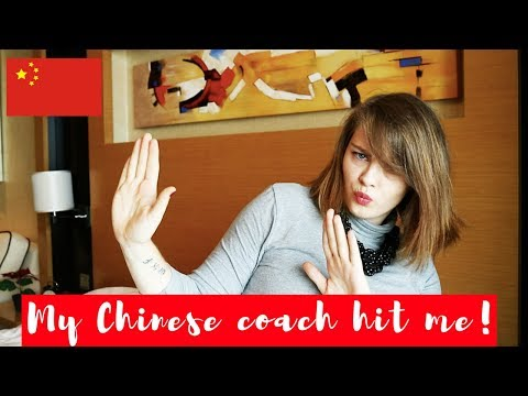 MY CHINESE GYM COACH HIT ME! // MY FITNESS JOURNEY IN CHINA