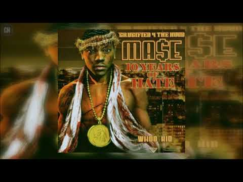 Mase - Crucified 4 The Hood: 10 Years Of Hate [FULL MIXTAPE + DOWNLOAD LINK] [2006]