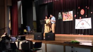 Moi Kohimare  Adhunika Dalimi Bihu 2014 Live Mother & Son Ruprekha & Neepak Bhuyan
