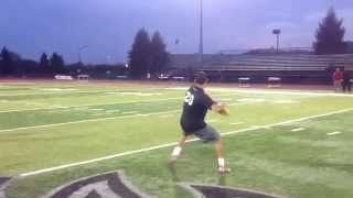 Hayden Nelson (#20) Qb - House Of Speed Training
