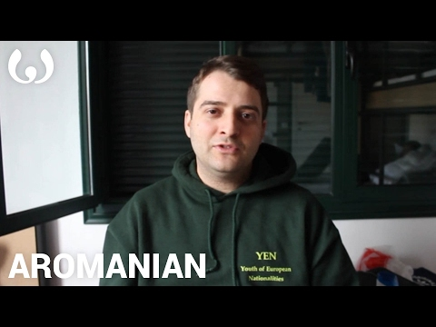 WIKITONGUES: Stere speaking Aromanian