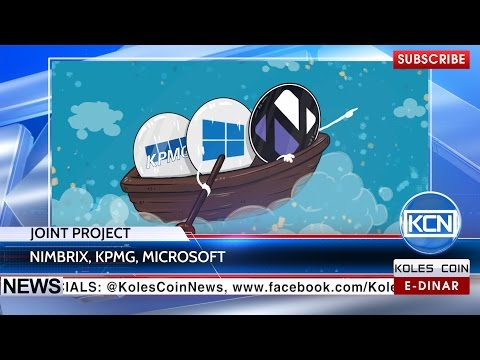 KCN News: Nimbrix, KPMG, Microsoft to create asset management platform