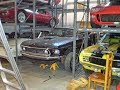 True Holy Grail Barn Find, 1969 Drag Pack Mustang Convertible, One of 8