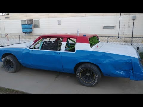 #25 Jessie wock - Hobby Stock - 7/15/17 Valentine Speedway