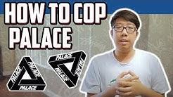 HOW TO COP PALACE ONLINE!?! *SECRET METHOD*