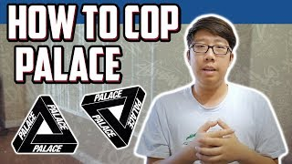 HOW TO COP PALACE ONLINE!?! *SECRET METHOD*