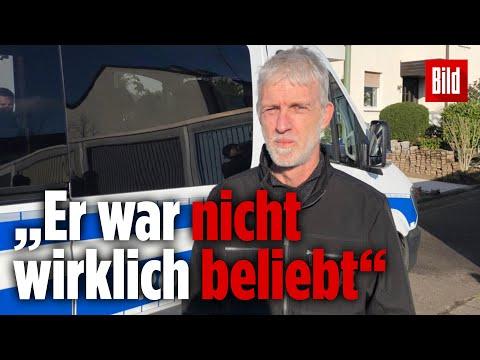 Nachbar von Hanau-Täter erzählt: Sein Vater hat aus Wut den Müll auf die Straße gekippt