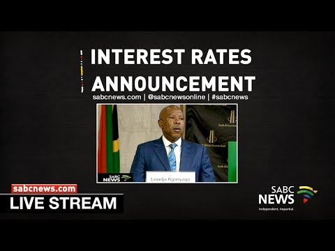 Interest rate announcement: 17 January 2019