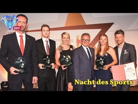 Coach of the Year @ Nacht des Sports - CCM-TV.at