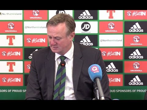 Michael O'Neill on the importance of a win in San Marino