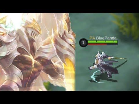 NEW Argus Skin Gameplay! Mobile Legends New Hero Light Of Dawn