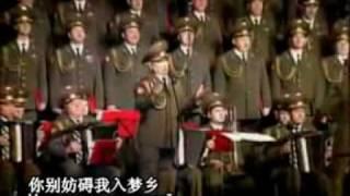 雪球花[俄] Калинка 俄军红旗歌舞团演唱 瓦西里·施介甫察领唱