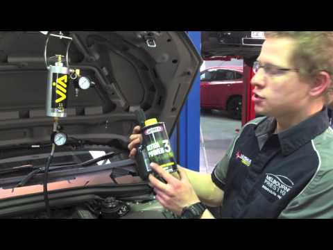 Melbourne Prestige Auto Repairs EFI Cleaning System