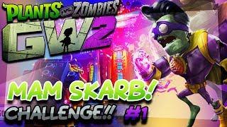 ZDOBYŁEM SKARB! - Plants vs Zombies Garden Warfare 2