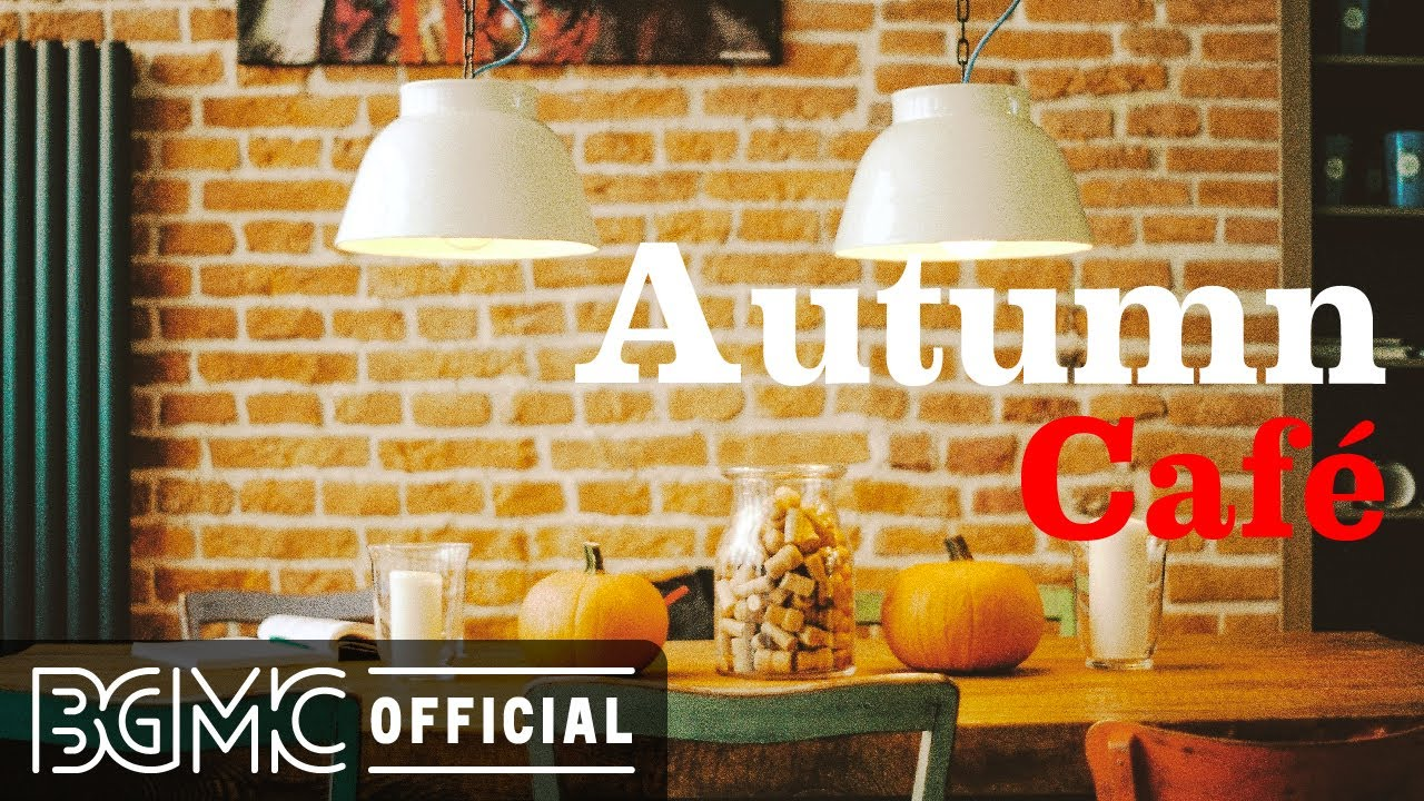 AUTUMN CAFE: September Coffee Jazz - Soothing Jazz Cafe Music Instrumental for Autumn