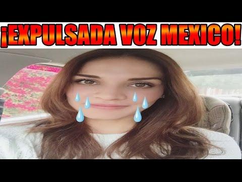 Laura Caro es ELIMINADA de La Voz México ¡INJUSTICIA!