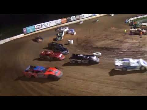 Dirt Kings Late Model Feature 6/19/18 141 Speedway