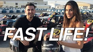 Fast Life! (incl. chat with Lewis Hamilton) #MeetTheEntrepreneurs #9