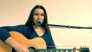 Lykke Li - No One Ever Loved (cover) by Andie J.