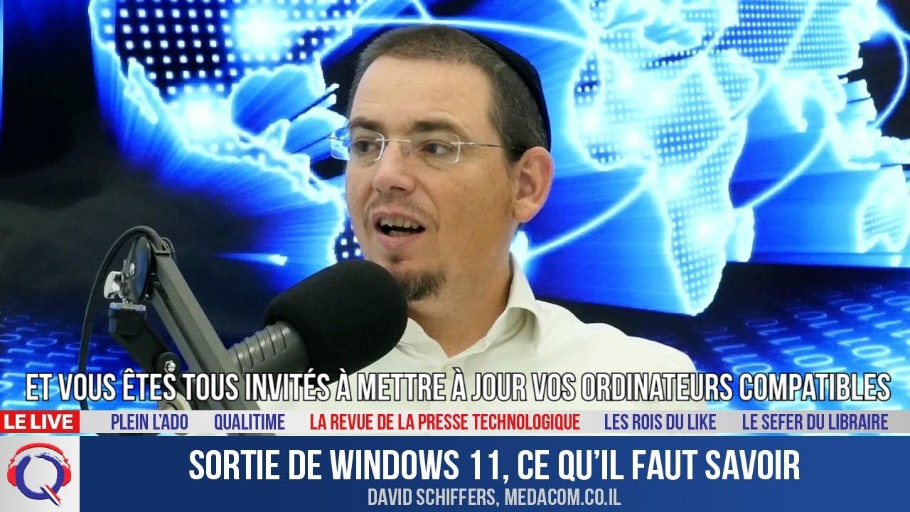 Sortie de Windows 11, ce qu'il faut savoir  - La Revue De La Presse Technologique#12