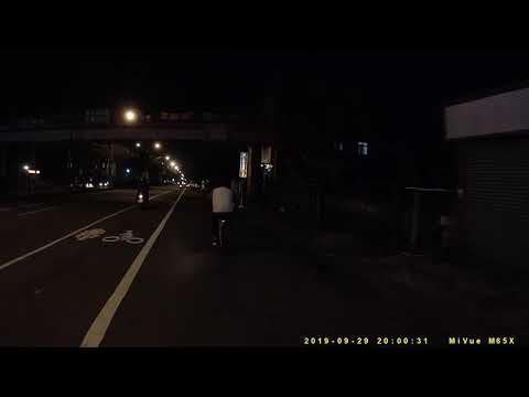 差點被三寶腳踏車擊沉