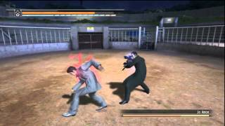 Yakuza 4 - Kiryu Kazuma Vs Jo Amon