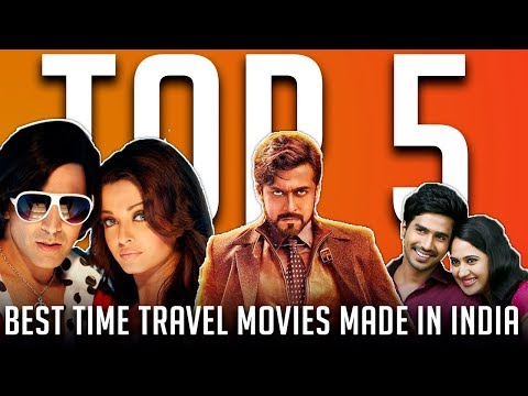 Top 5 - Best Time Travel Movies Made In...