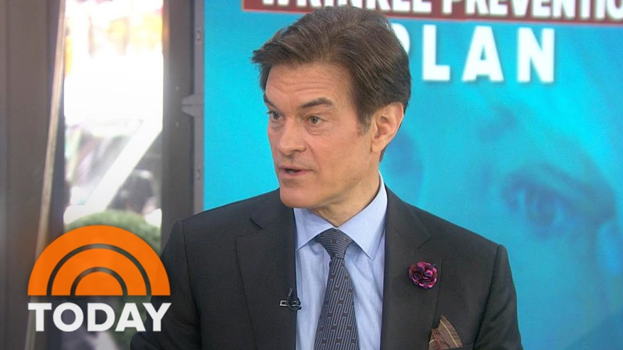 Dr Oz Shares Tips To Fight Wrinkles And Protect The Skin Today