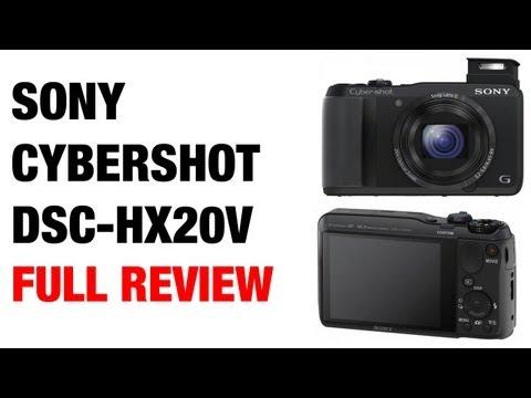 Sony Cybershot DSC-HX20V HX30V Review