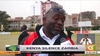 Kenya silence Zambia in Victoria cup rugby tournament