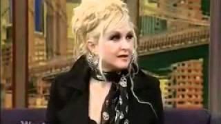 Cyndi Lauper funny moments
