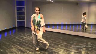 Анна Дельцова - урок 3 [Hip-Hop]