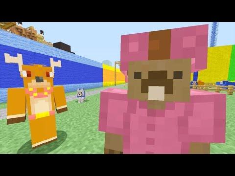 Minecraft Xbox - Spleef [491]