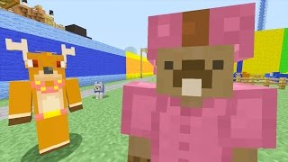Minecraft Xbox - Spleef [491]
