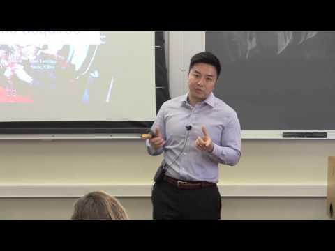 Dan Wang: Venture Capital Networks and Entrepreneurial Performance