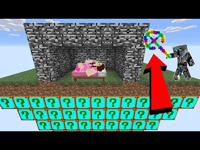 Minecraft Insane Plural Lucky Block Bedwars Modded Mini Game Video Games Amino