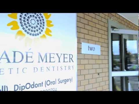Cosmetic Dentist | Reconstructive Dentistry | Pretoria | Dr Ade Meyer