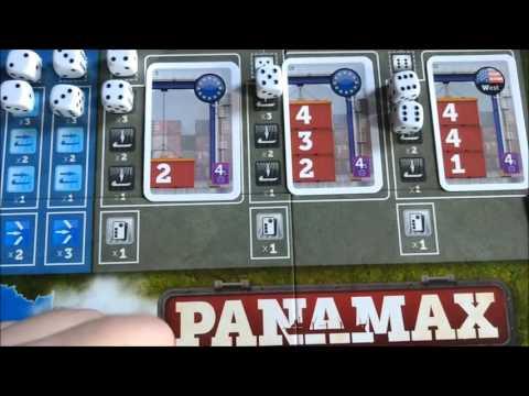 Panamax: Como se joga e resenha das variantes
