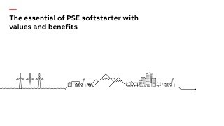 Video: The essential of PSE softstarter with values and benefits