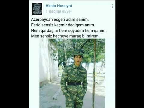 Aksin Huseyni Esger Seiri Youtube