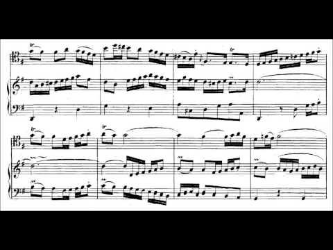 Bach - Yo-Yo Ma Performs Sonata No. 1, in G major, BWV 1027; Complete with Sheet Music