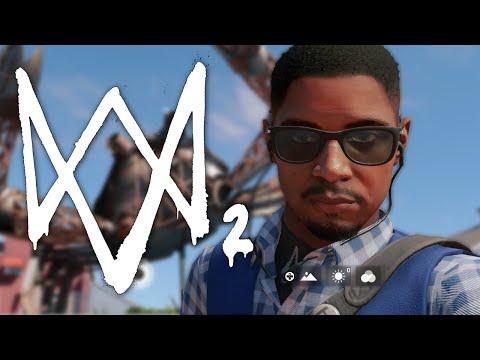 Watch Dogs 2 - Pier 39 Gameplay Walkthrough