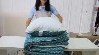 Эвкалиптовые одеяла и подушки обзор