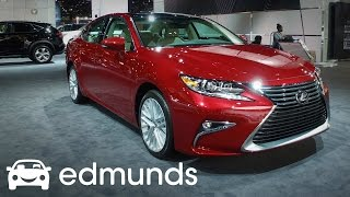 2017 Lexus ES 350 Expert Rundown Review