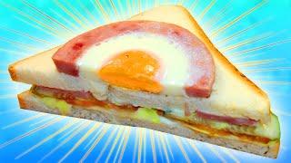 11 Рецептов СУПЕР ВКУСНЫХ Завтраков. Сытные и Простые Завтраки