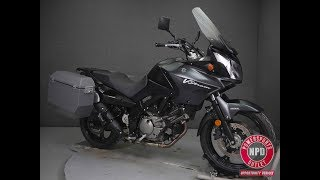 2008  SUZUKI  DL650 VSTROM 650 W/ABS - National Powersports Distributors