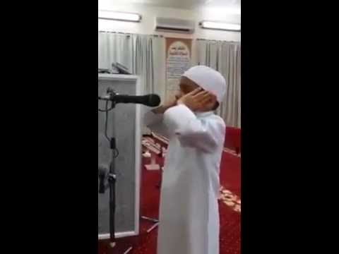 best child azan call prayer in the world