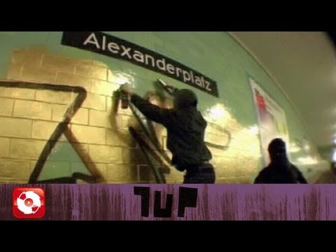 1UP - PART 34 - BERLIN - MORE GRAFFITI & LESS ADVERTISING (OFFICIAL HD VERSION AGGRO TV)