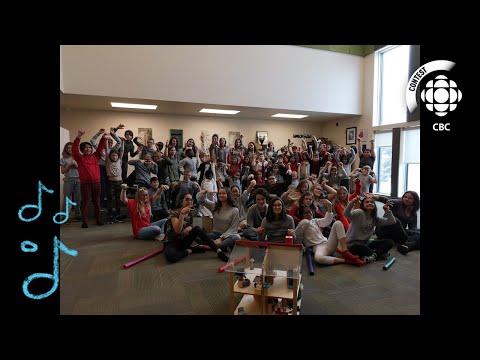 """""""Giants"""" - Douglas Park School #CBCMusic"""