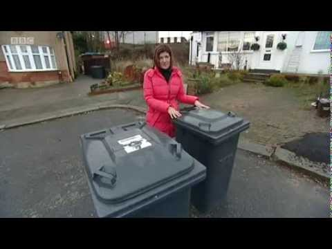 BBC London News singles out Barnet Council's bin collection for praise 15 Jan 2014